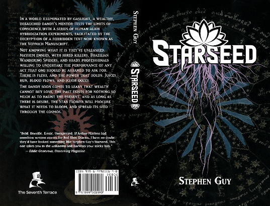 Starseed Full Cover